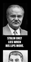 Stalin Trolls Molotov by Party9999999