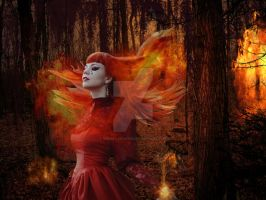 FIERY by Deena-Lee-Sauve