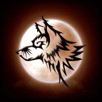 Celtic Wolf by syril32