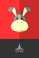 Peppy Hare by WEAPONIX