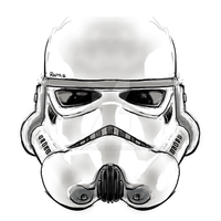 Stormtrooper by Rafta