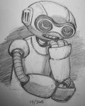 Fugitoid  by spacehater