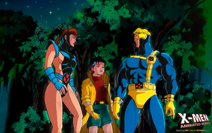 X-MEN FANART: THE ANIMATED SERIES by CSuk-1T