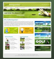 golf swing center by vinoyd
