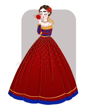 Another Snow White by tiachristine