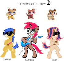 lps the collie crew 2 by webkinzfun8