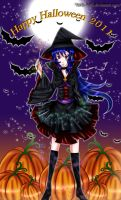 Happy Halloween 2011 by Yoru-Kuraihime
