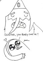 Gunter, you really love me? by Reeduslut