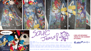 SONIC JEANS by f-sonic