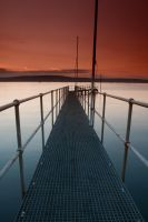 holywood jetty by marklewisphotography