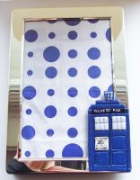 TARDIS Photo Frame by tyney123