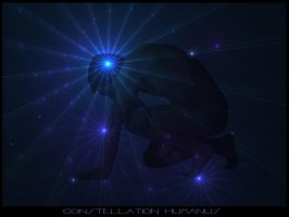 Constellation Humanus by Casperium