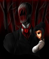 Sinisterman and Blackhands (SpeedPaint) by Nina31