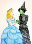 Wicked - For good. by Ladybug-17