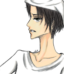 Levi Heichou :colored: by Tsatsuke