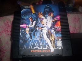 Star Wars Poster Book by LadyIlona1984