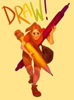 Draw! by larkinheather