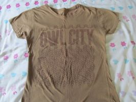 Owl City Shirt MIGHT SELL by dubsteps