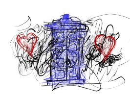 Tardis-Two Hearts by consultingassbutt