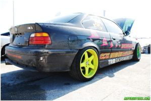 E36 M3 Drift Car by motion-attack
