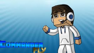 Commander Fly Logo by Blood-N-Bacon