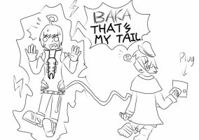 Oliver and Piko- Mistakes by wildface1010