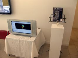 Project Exhibited in Tempe Historical Museum by CMA3D