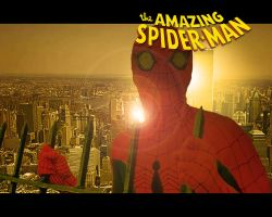 The Amazing Spider-Man 1977 by BrotherTutBar