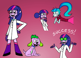 Science Twilight by ScoBionicle99