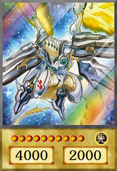 Yugioh Number 99 Universe Dragon yu-gi-oh favourites by...