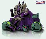 TFA - Blitzwing + Lugnut by Lizkay