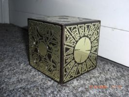 Hellraiser by Stock-Karr