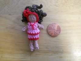 Vella Worry Doll by onlyRa