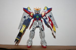 1-144 Wing Zero MS Mode by Shadowchaos5150