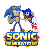 Sonic Generations: Logo Fun 8 by UltimateGameMaster