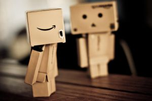 Danbo in the mirror by Sergezen