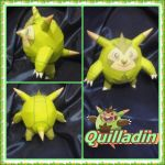 quilladin by turtwigcuTey