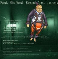 Rob Ford by David-the-Cenobite