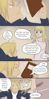 FMA: Glasses Part 1 by Sandrenny