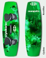 Cyclone Kiteboard 2-Cyclone by Resetblue