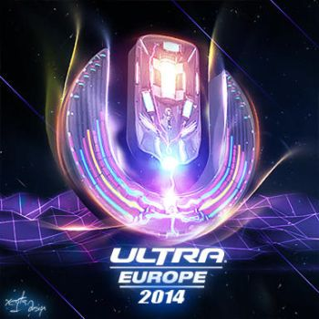 Ultra Europe 2014 by sannel69