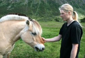 The Horse and his Boy by Navanna