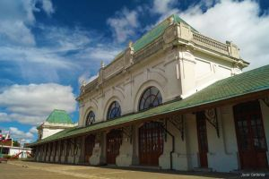 Osorno's Old Train Station (Chile) by Morrissex