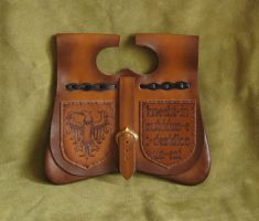 Medieval small bag by Fantasy-Craft