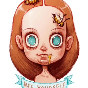 Bee yourself by room4shoes