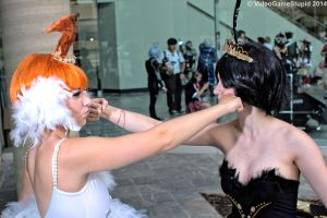 Otakon 2014 - Princesses of Dance(PS) 34 by VideoGameStupid
