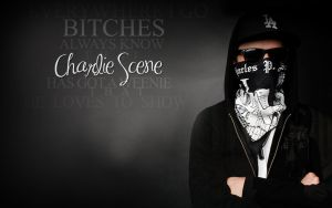 Charlie Scene - Wallpaper by Doom-and-Dawn