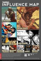 Influence Map Meme by tagailog