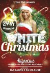 Free White Christmas Flyer Template by AwesomeFlyer
