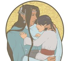 LotR_Silm: Father And Mother Both by Hedonistbyheart